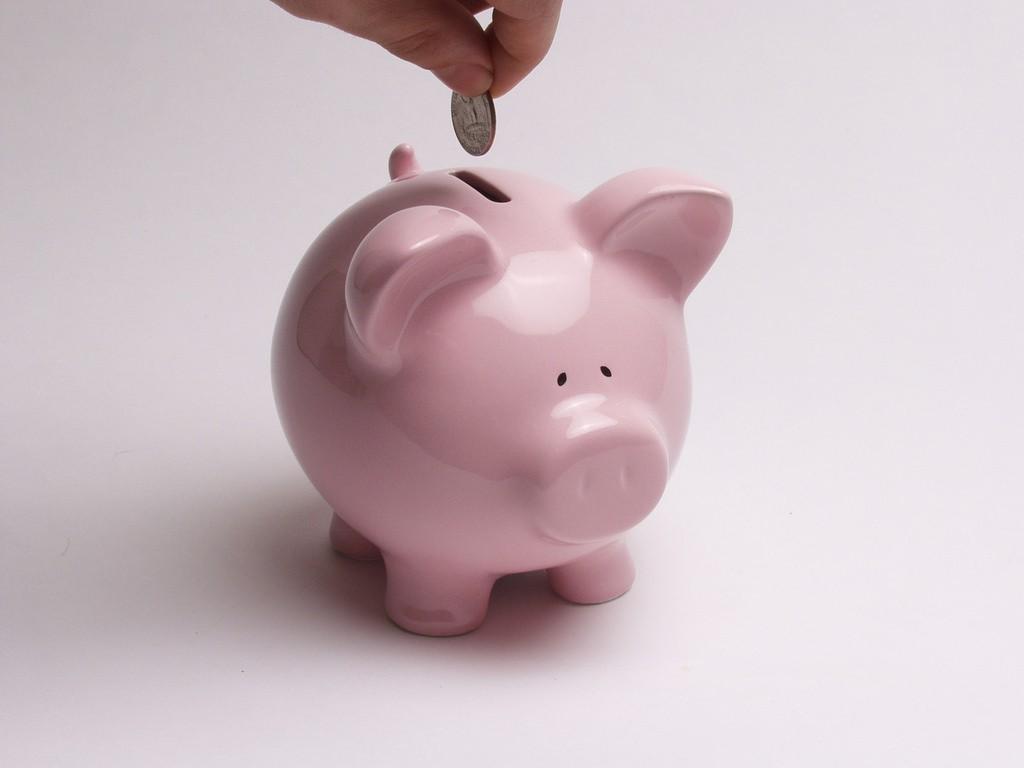 Piggy Bank Image Économies