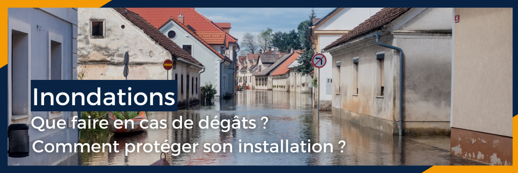 Inondations : que faire en cas de dégâts des eaux et comment protéger son installation au fioul ?