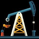 2. Cette diminution de la moitié de la production du Golfe du Mexique laisse l'OPEP au contrôle de l'offre.