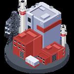 2. La chine a retrouvé son niveau de production d'avant pandémie. Elle a besoin d'électricité pour faire tourner ses usines.
